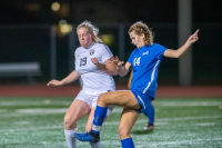 Gallery: Girls Soccer Lincoln @ Lakes
